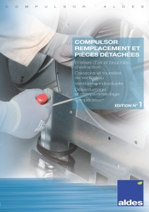 Technical Catalogue Spare Parts (fr)