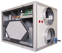 DFE range – Counter-flow exchanger