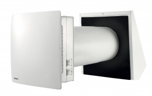 NANO AIR 50, the new single room HRV solution for retrofit